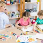 Acrylic Paint Pens Kid Activities